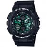 CASIO G-Shock orologio in resina fondo verde - Midnight Green Series