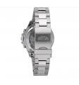 SECTOR - Orologio cronografo in acciaio fondo blu - 230
